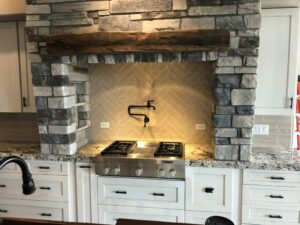 rustic home makeover